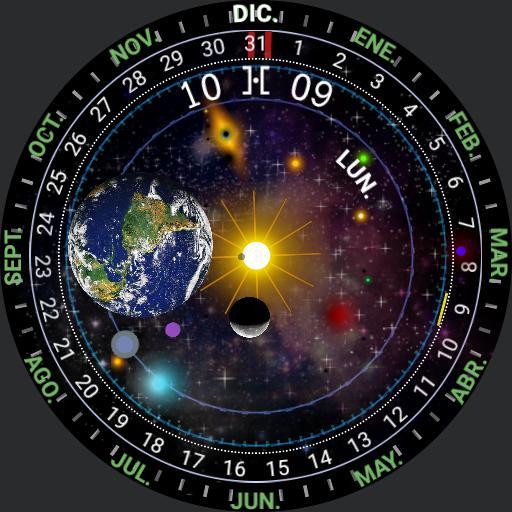 Planeta 3  D