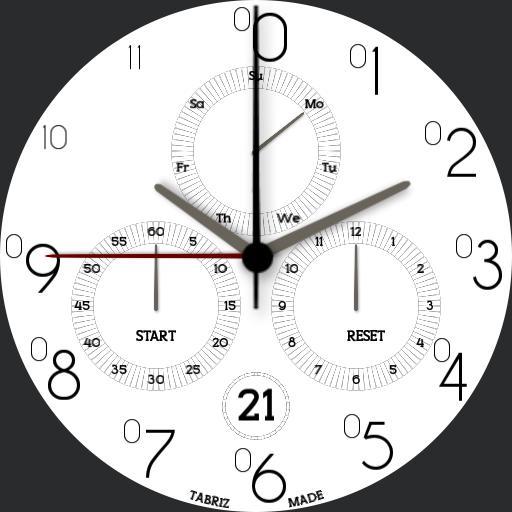 Classic-W watch
