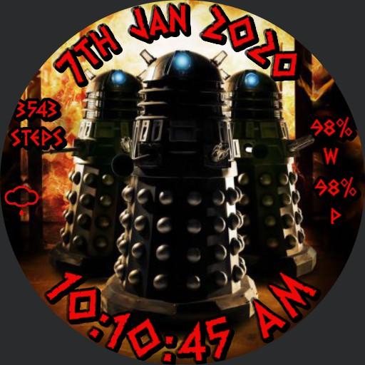 Dalek Face