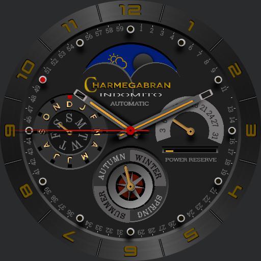 CHARMEGABRAN, Indomito