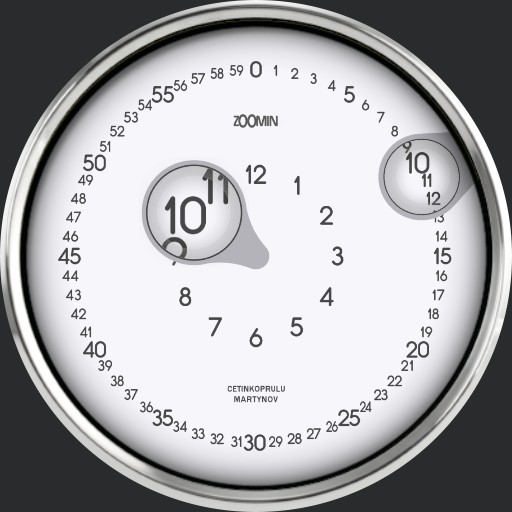 Zoom Concept Watch.