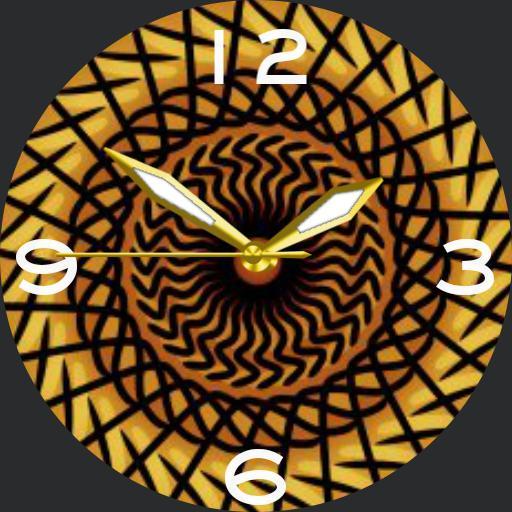 circles gold