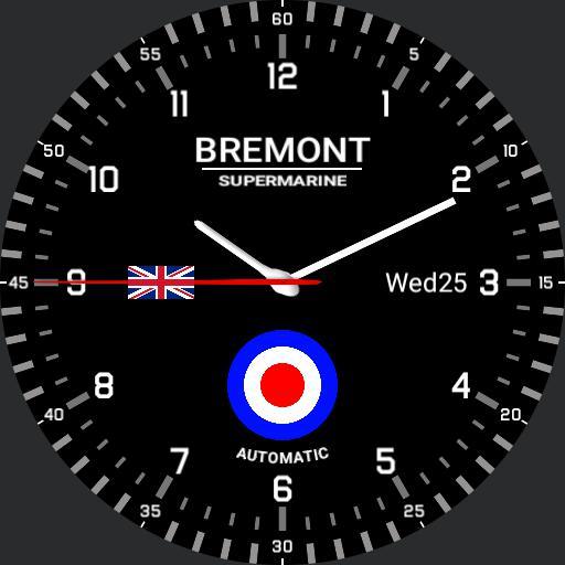 Bremont Supermarine