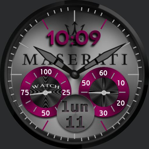 Maserati eleganc 2.1 women