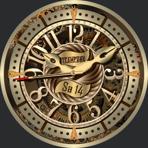 Steampunk Tribute 2 face Fader  V4.01 published