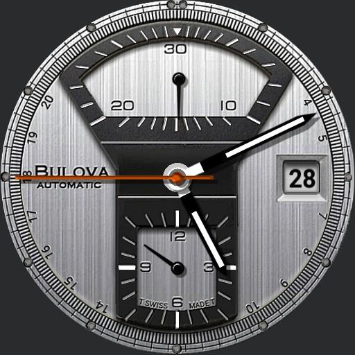 Orilama watch 98 bulova