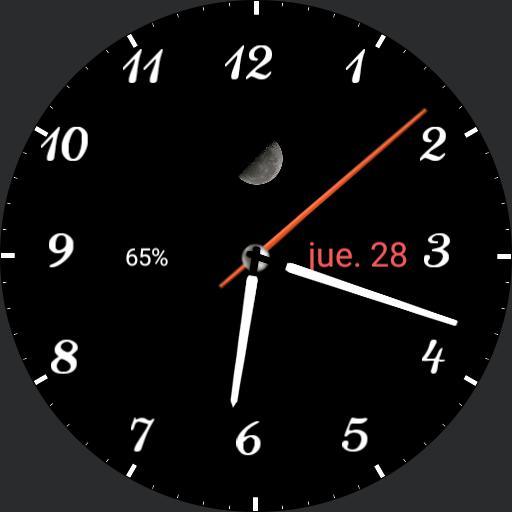 Acrane watch