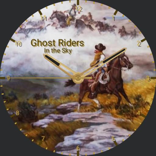 Ghost Riders In the Sky - by Klaatu