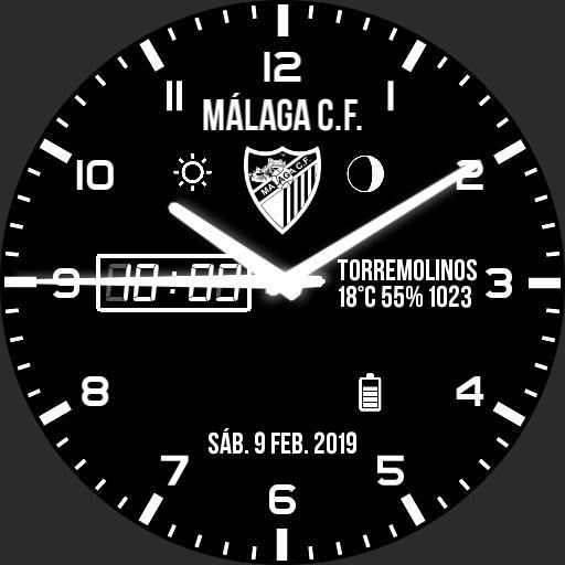 Malaga C.F. Dark