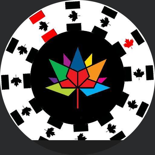 Canada 150 leaf