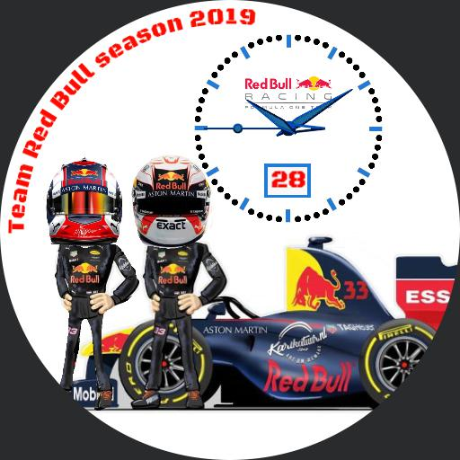 team red bull watch