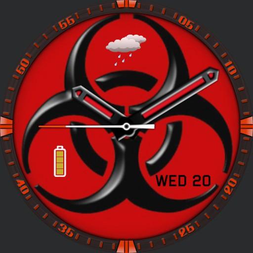 Red Bio Watch