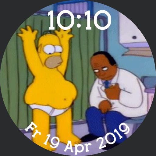 Homer Blubber Fly
