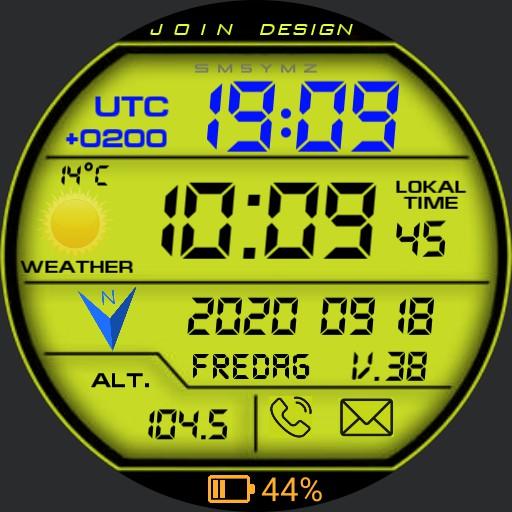 JOIN DESIGN HAM RADIO 22