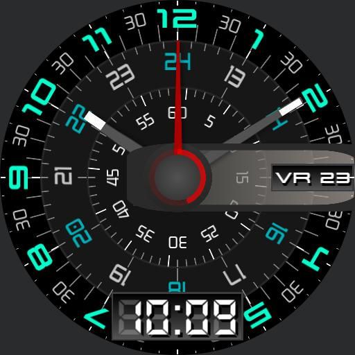 Clock watch design