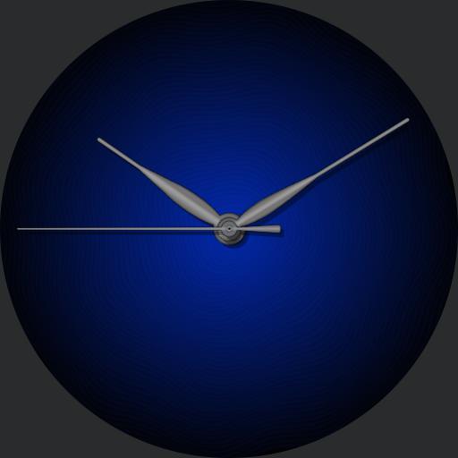 H Moser Blue