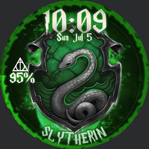Slytherin Harry Potter sound