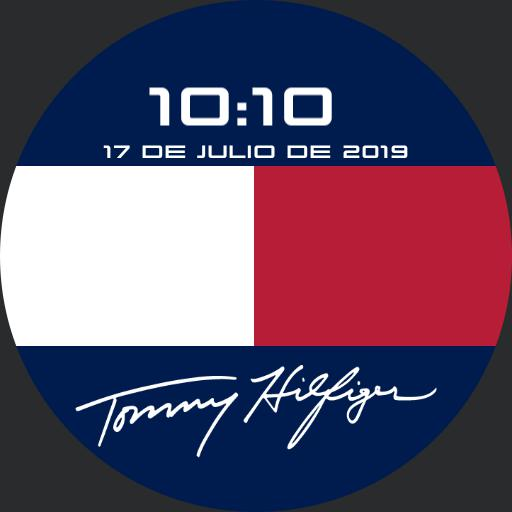 Tommy Digital Watch
