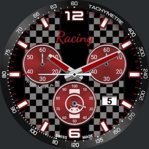 Racing Chronograph