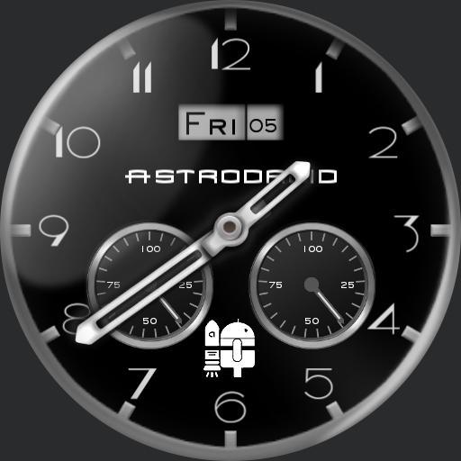 Astrodroid - Basic 01