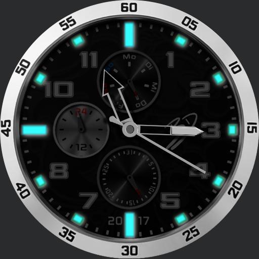 Basterchen design watch 2017