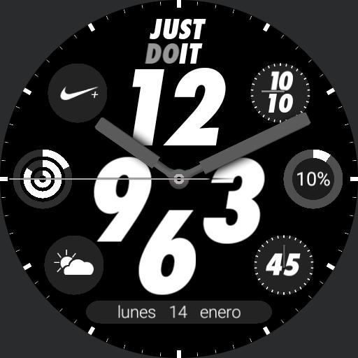 Nike Apple watch a/d ultra grey geeceejay  Copy