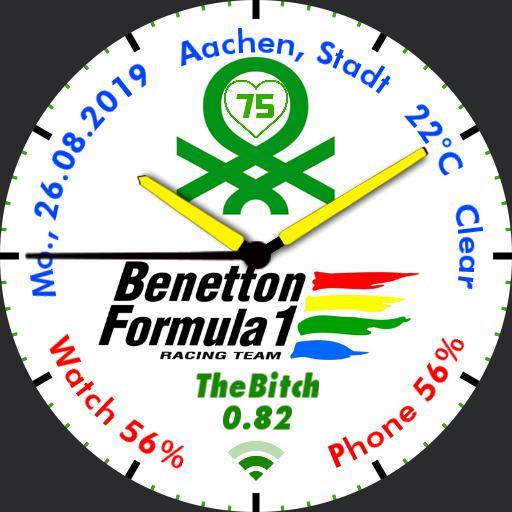 Benetton Formula 1 Racing Team