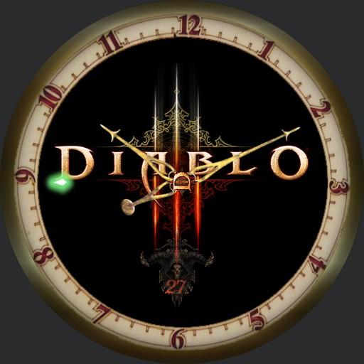 Diablo lll  Mod. 2