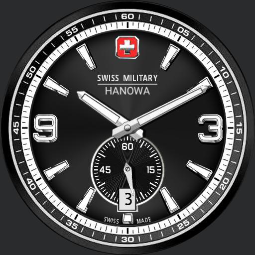 SWISS MILITARY HANOWA 06-4216