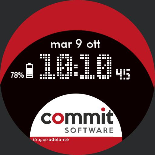 Commit Software Smartwatch