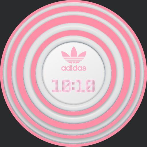 Pink Adidas By Nina