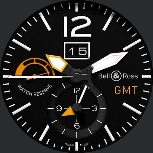 BR 03-51 GMT 2 Tz touch Black