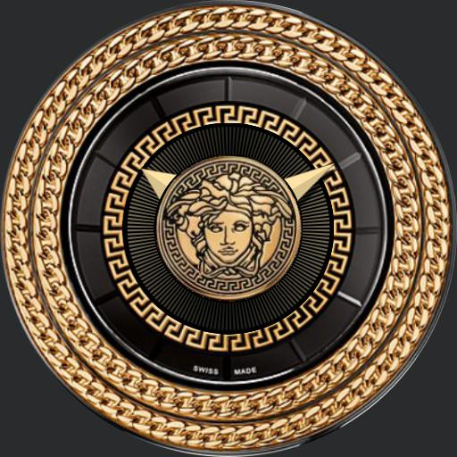 Versace Medusa watch 2
