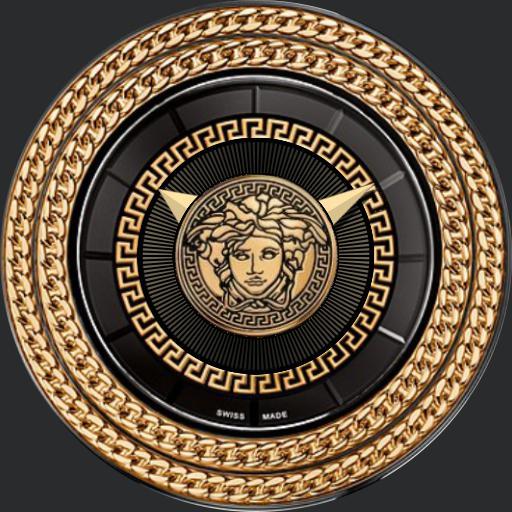 Versace Medusa watch 2