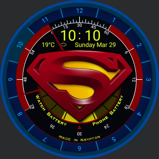 Made in Krypton