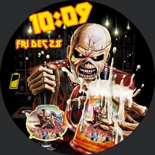 Trooper Beer Eddie