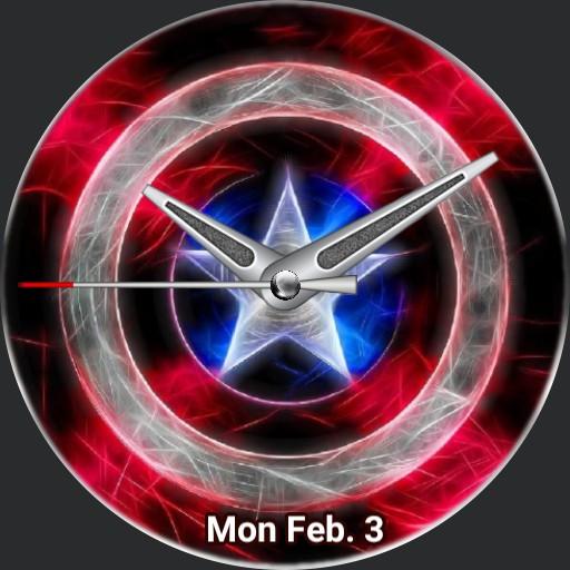 Captian American Shield