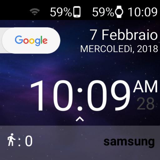 Pixel Watch Square