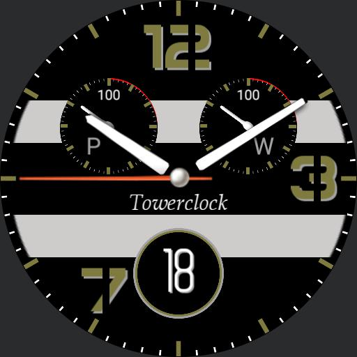 Towerclock sport 2 Color 2
