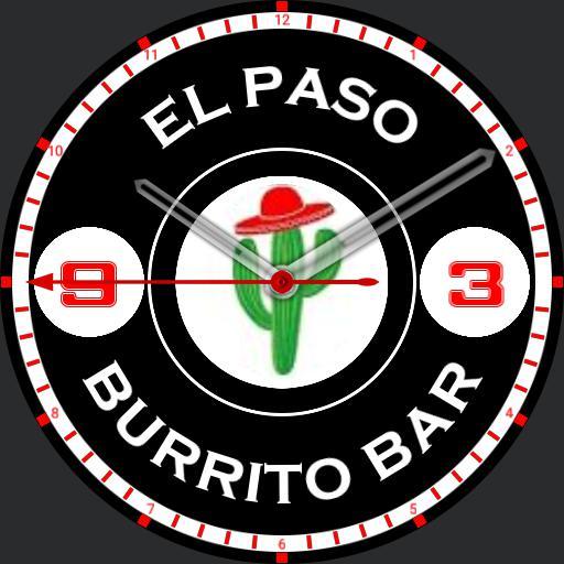 EL PASO BURRITO BAR