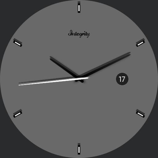 Integrity - Gray 1.0