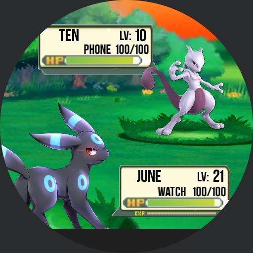 Pokemon Battle  Copy