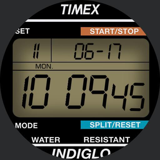 Timex Classic Digital - Round  Square v.4.0