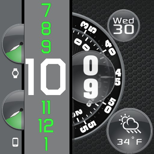 Simple Gears and Slider