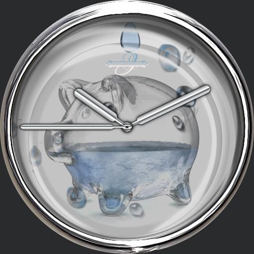 Wasserschweinchen Animation Fun