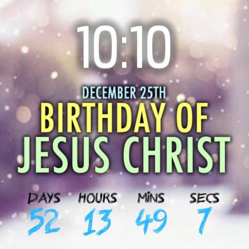 Birthday of Jesus Christ