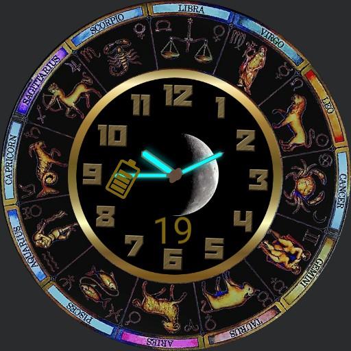 google rotation zodiac