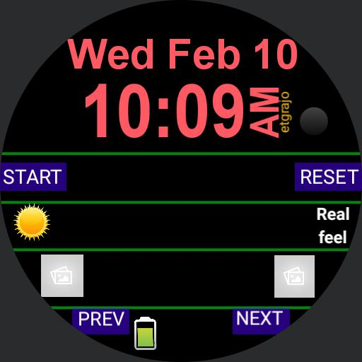 Digital watch Copy