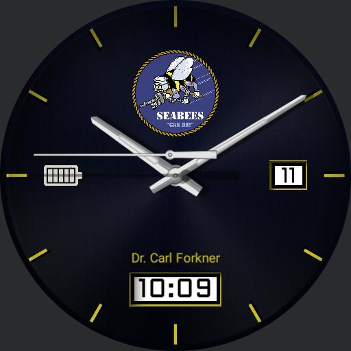 Classic Seabees Gold
