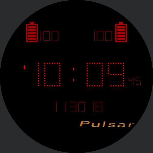 Pulsar led